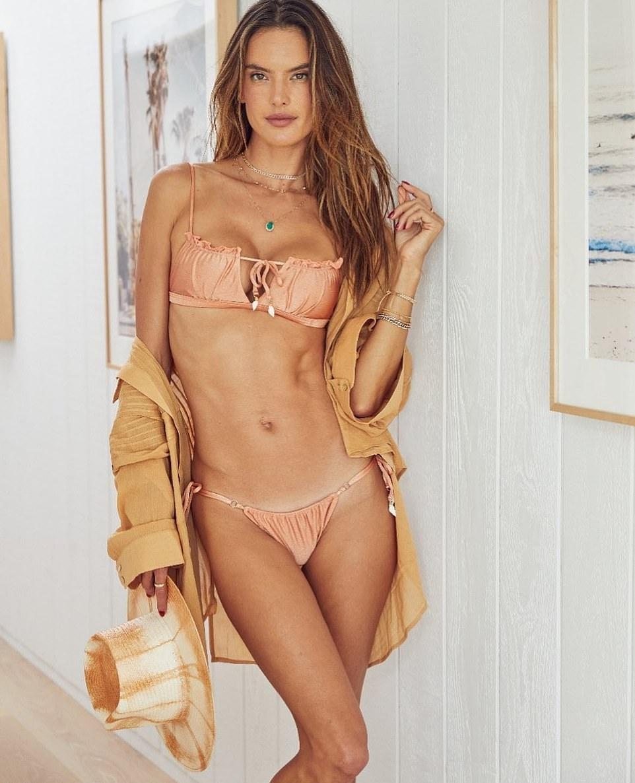 Alessandra-Ambrosio-peach-bikini-top-photoshoot-autumn-winter-2021