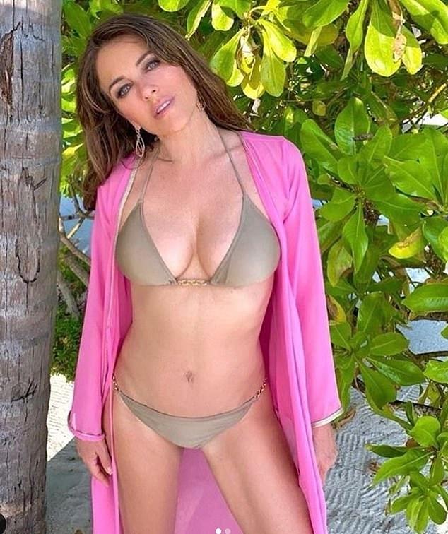 Bikini elizabeth mitchell Elizabeth Mitchell