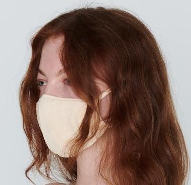 Skims Nude Color Face Masks Made in LA