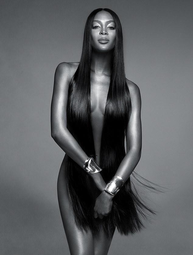 Naomi Campbell. Naomi Campbell