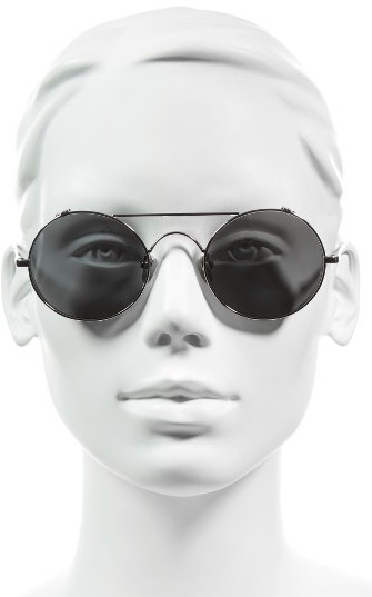51mm Oval Sunglasses by LINDA FARROW, available on nordstrom.com Alessandra Ambrosio Sunglasses Exact Product