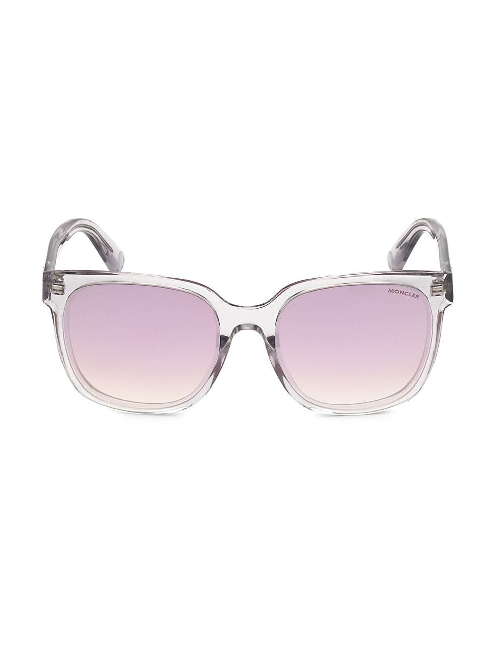 55MM Square Sunglasses by Moncler, available on saksfifthavenue.com for $355 Alessandra Ambrosio Sunglasses Exact Product