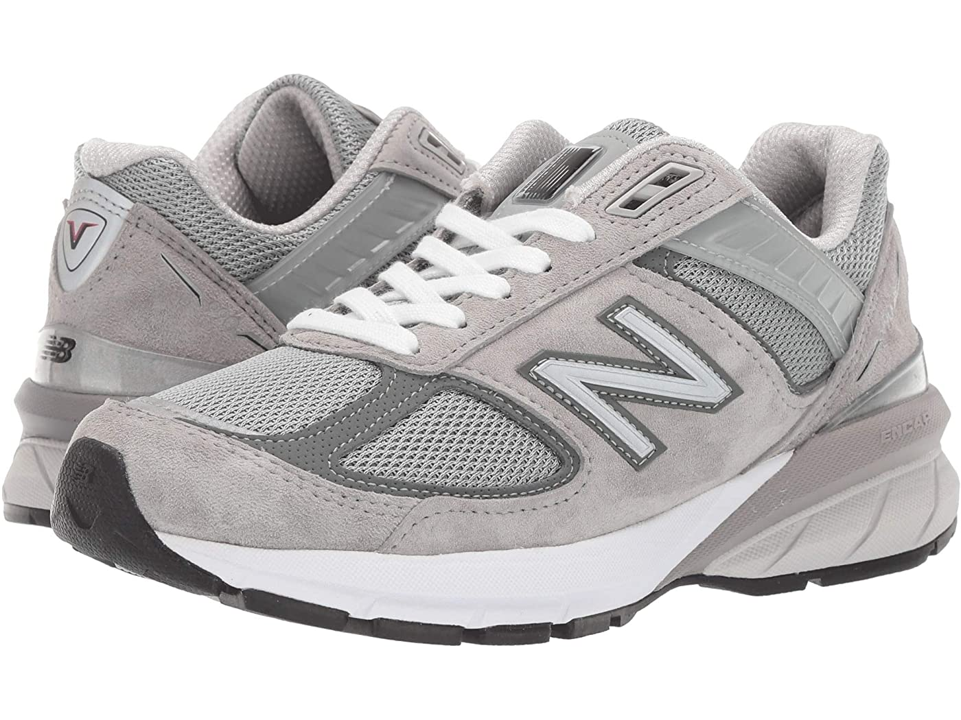 990V5 Sneakers by New Balance, available on zappos.com for $174.95 Alessandra Ambrosio Shoes Exact Product