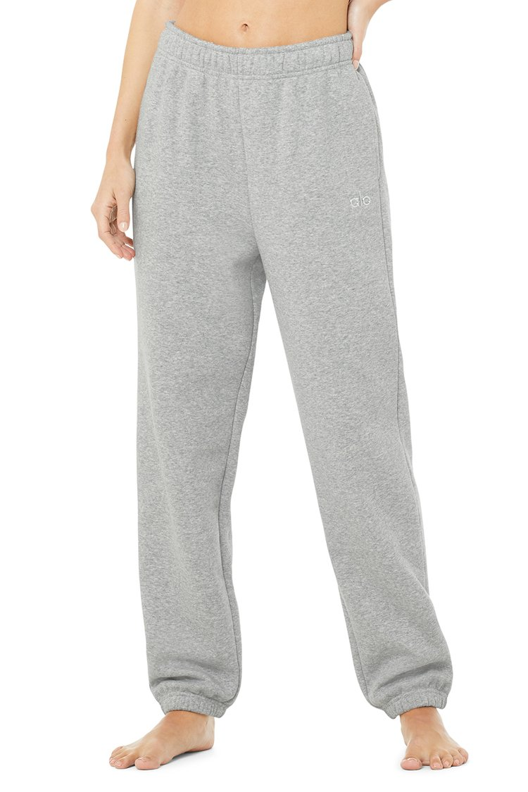 ACCOLADE SWEATPANT by Alo Yoga, available on aloyoga.com for $108 Alessandra Ambrosio Pants Exact Product