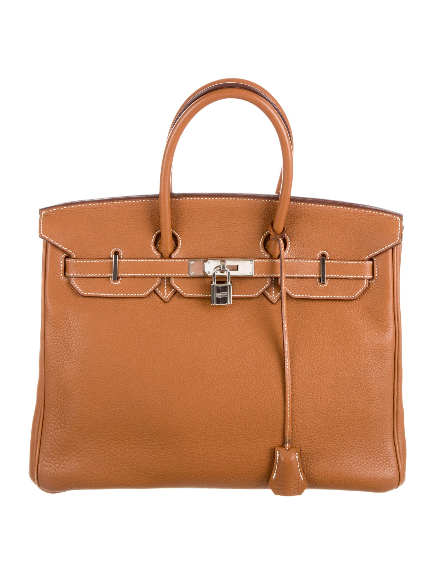 Clemence Birkin 35 by HERMÈS, available on therealreal.com for $8300 Alessandra Ambrosio Bags Exact Product
