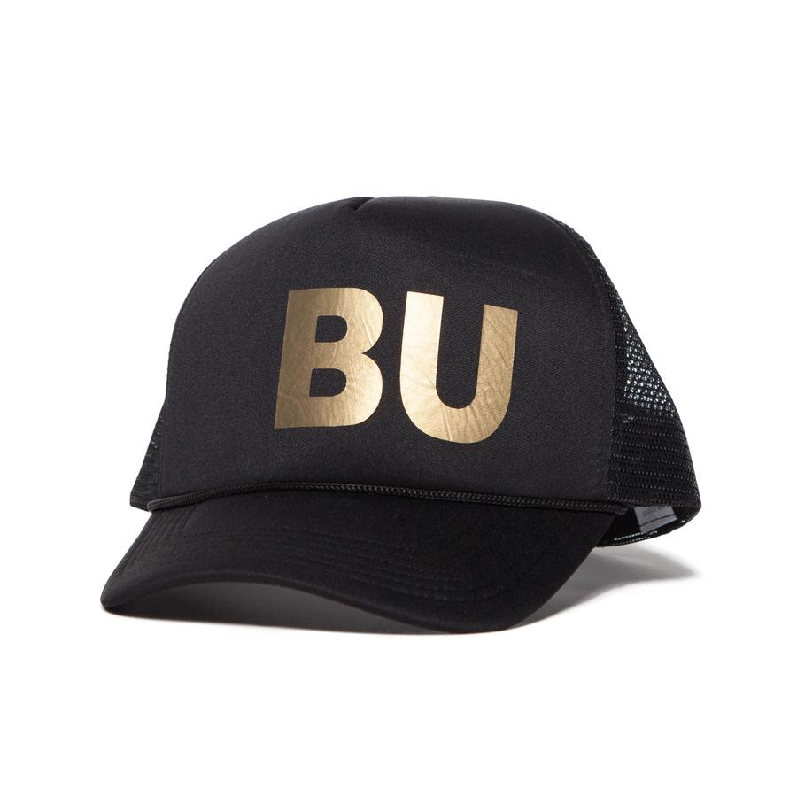 Fancy Lids BU Trucker Hat (All Colors) by Pistol and Lucy, available on pistolandlucy.com for $32 Alessandra Ambrosio Hat Exact Product