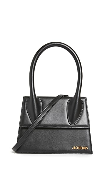 Le Grand Chiquito Bag by Jacquemus, available on shopbop.com for $810 Alessandra Ambrosio Bags Exact Product