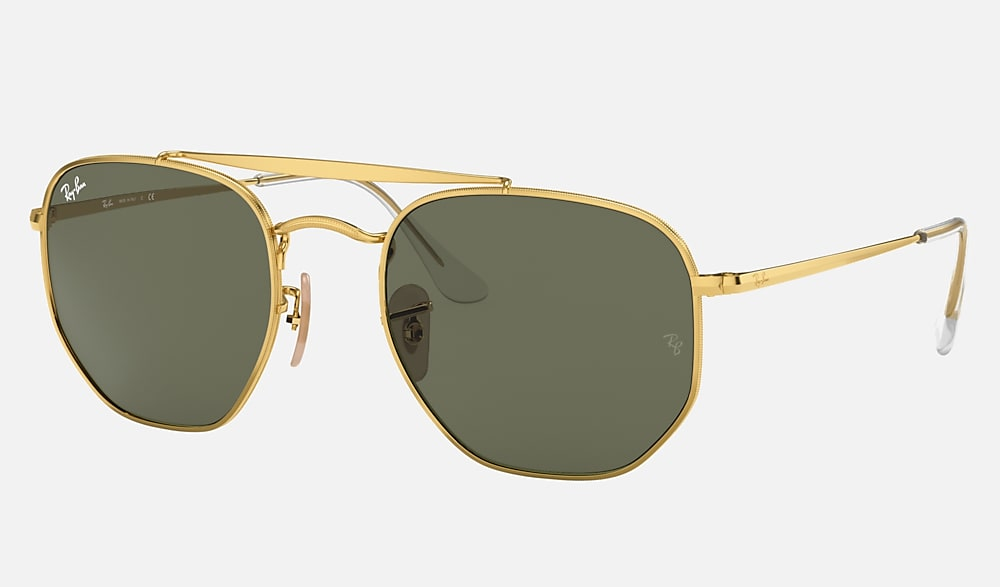 MARSHAL by Ray Ban, available on ray-ban.com for $187 Alessandra Ambrosio Sunglasses Exact Product