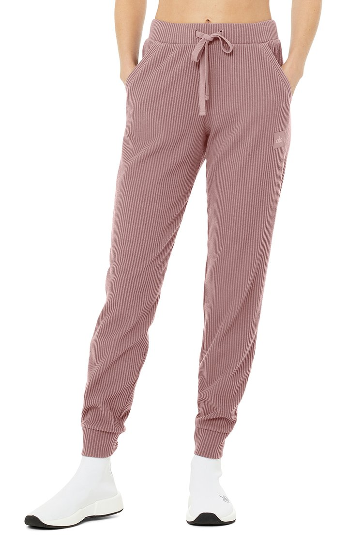 MUSE SWEATPANT by Alo, available on aloyoga.com for $98 Alessandra Ambrosio Pants Exact Product