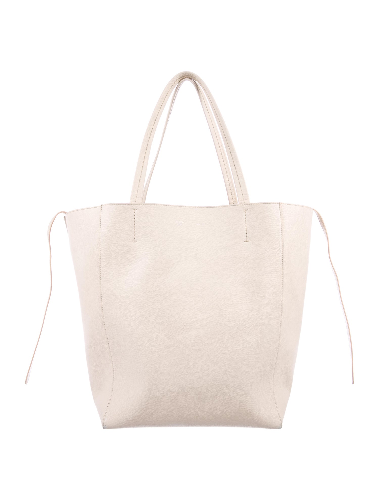 Medium Cabas Phantom Tote by Céline, available on therealreal.com for $1095 Alessandra Ambrosio Bags Exact Product