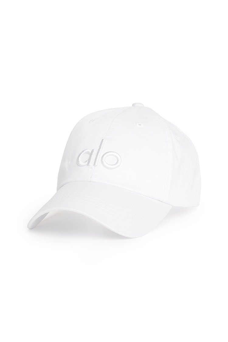 OFF-DUTY CAP by Alo, available on aloyoga.com for $32 Alessandra Ambrosio Hat Exact Product