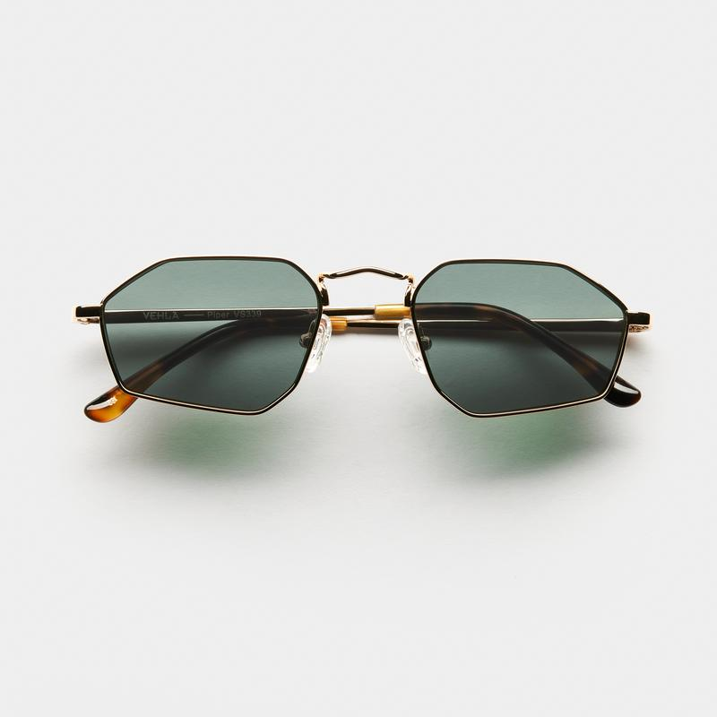 PIPER - GOLD / OLIVE by Vehla, available on vehlaeyewear.com for $204.09 Alessandra Ambrosio Sunglasses Exact Product