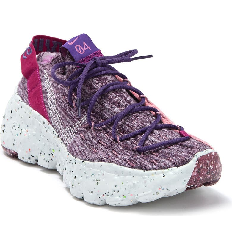 Space Hippie 04 Sneaker by Nike, available on nordstrom.com for $130 Alessandra Ambrosio Shoes Exact Product