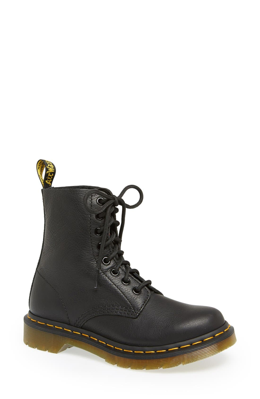 1460 Boots by Dr. Marten, available on nordstrom.com for $150 Bella Hadid Shoes Exact Product
