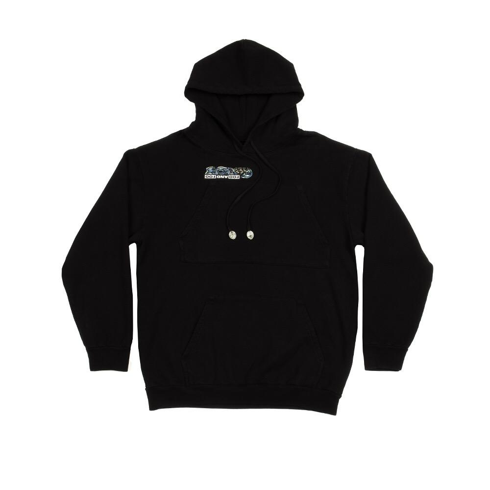 Bored Hoodie by Foo and Foo, available on fooandfoo.com for $169 Bella Hadid Outerwear SIMILAR PRODUCT