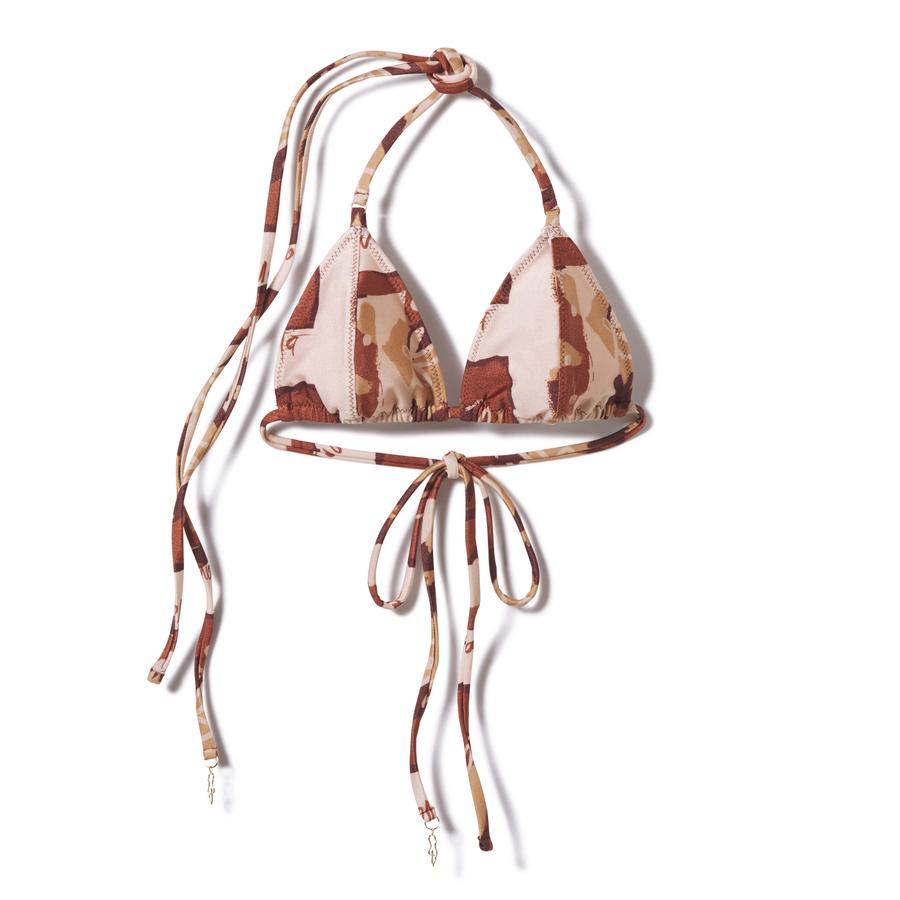 Capreria Top by inamorata, available on inamoratawoman.com for $90 Bella Hadid Top Exact Product