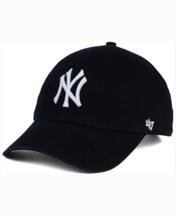 Clean Up NY Yankees Baseball Cap by Nordstrom, available on nordstrom.com Bella Hadid Hat Exact Product