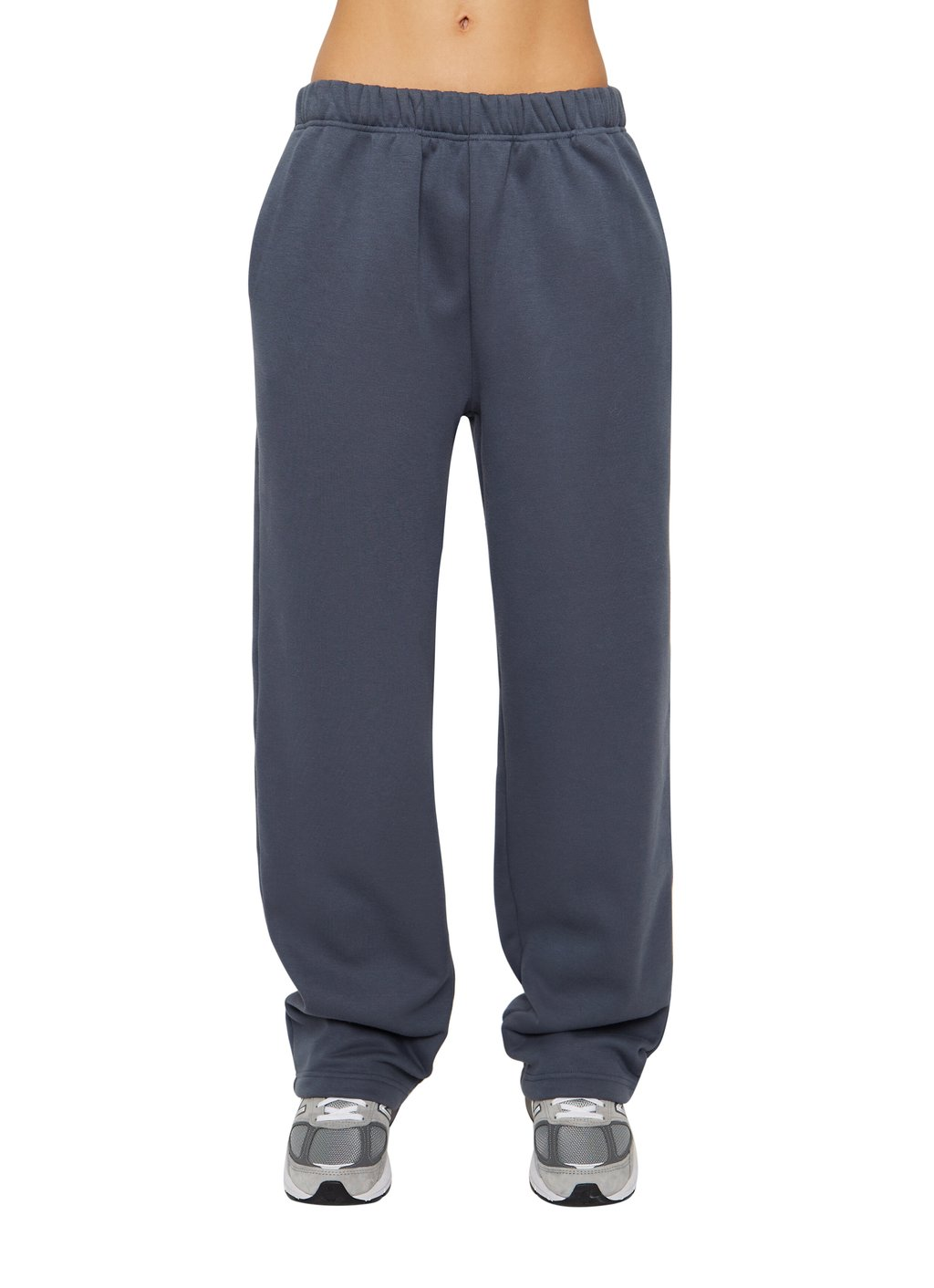 Flared Sweatpants by Danielle Guizio, available on danielleguiziony.com for $158 Bella Hadid Pants Exact Product