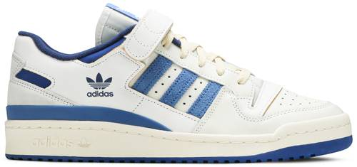Forum 84 Low OG 'Bright Blue' by Adidas, available on goat.com for $164 Bella Hadid Shoes Exact Product