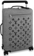 Louis Vuitton Horizon Suitcase Soft Jacquard 55 Gray, available on stockx.com Bella Hadid Pants SIMILAR PRODUCT