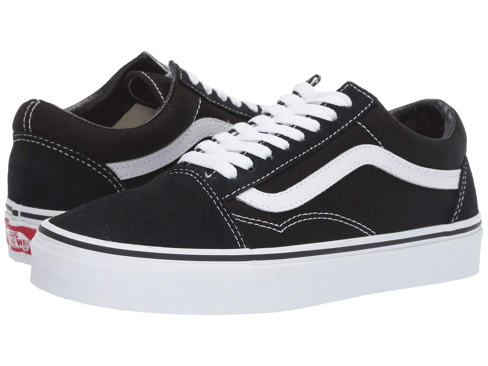 Old Skool Core Classics by Vans, available on zappos.com for $59.95 Bella Hadid Shoes Exact Product