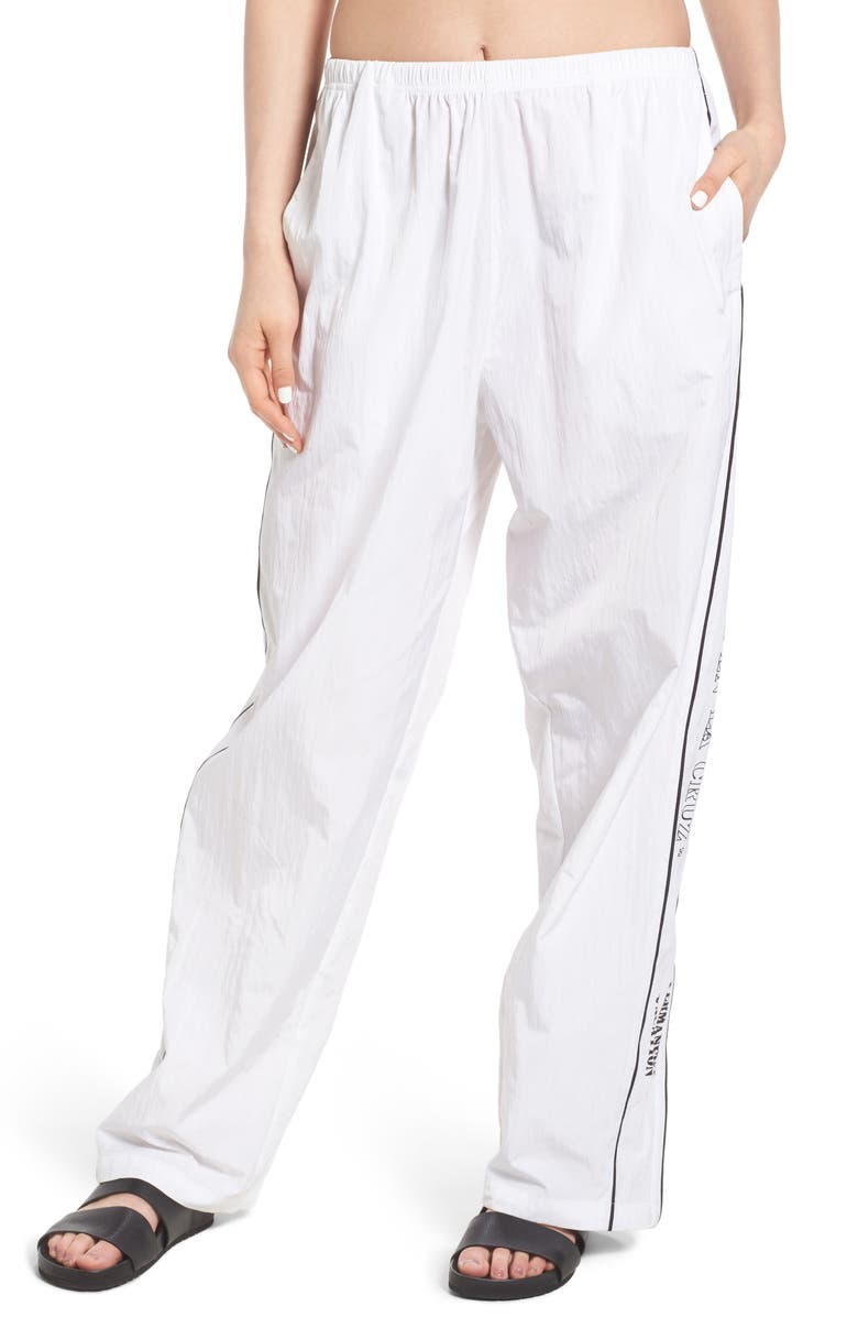 South of the Border Track Pants by Hyein Seo, available on nordstrom.com Bella Hadid Pants Exact Product
