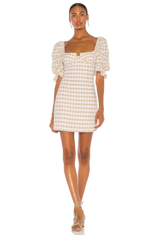 Luisa Mini Dress by Camila-Coelho, available on revolve.com for $198 Camila Coelho Dress Exact Product