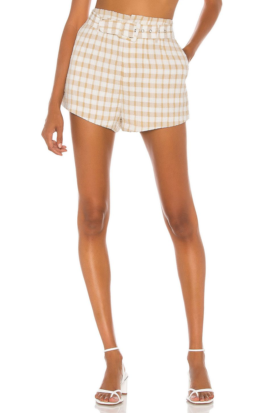 Silvio Short by Camila-Coelho, available on revolve.com for $148 Camila Coelho Shorts Exact Product