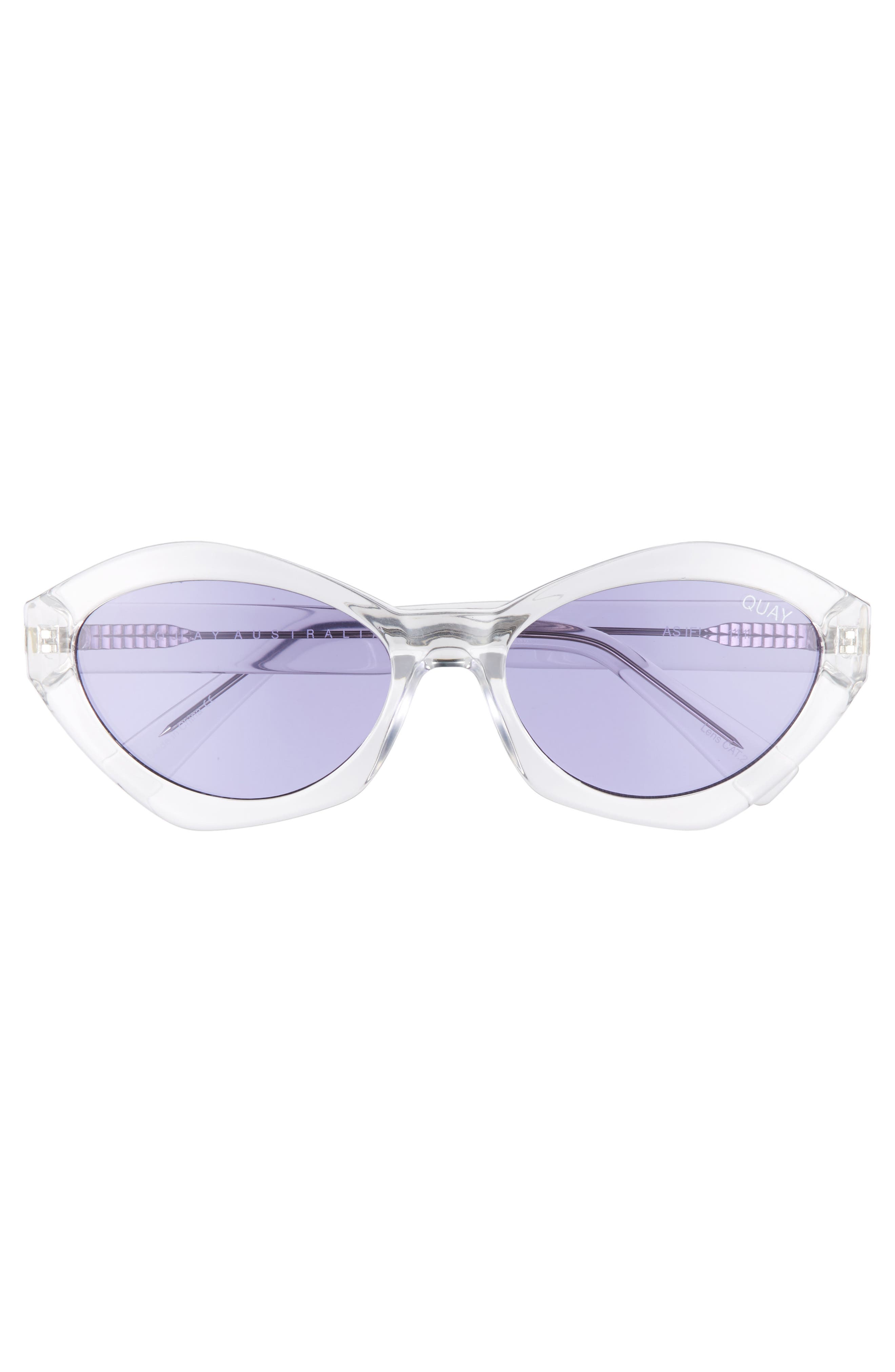 54mm As If Oval Sunglasses by QUAY AUSTRALIA, available on nordstrom.com Candice Swanepoel Sunglasses Exact Product
