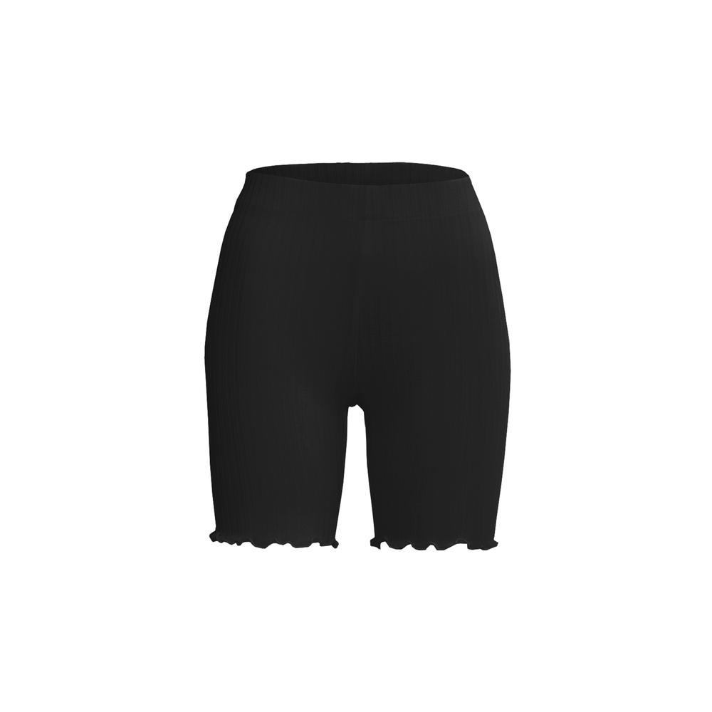 adagio short in black by Tropic of C, available on tropicofc.com for $88 Candice Swanepoel Shorts Exact Product
