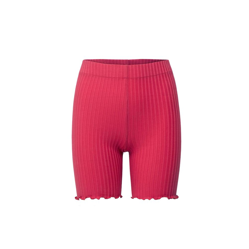 adagio short in fuchsia by Tropic of C, available on tropicofc.com for $88 Candice Swanepoel Shorts Exact Product