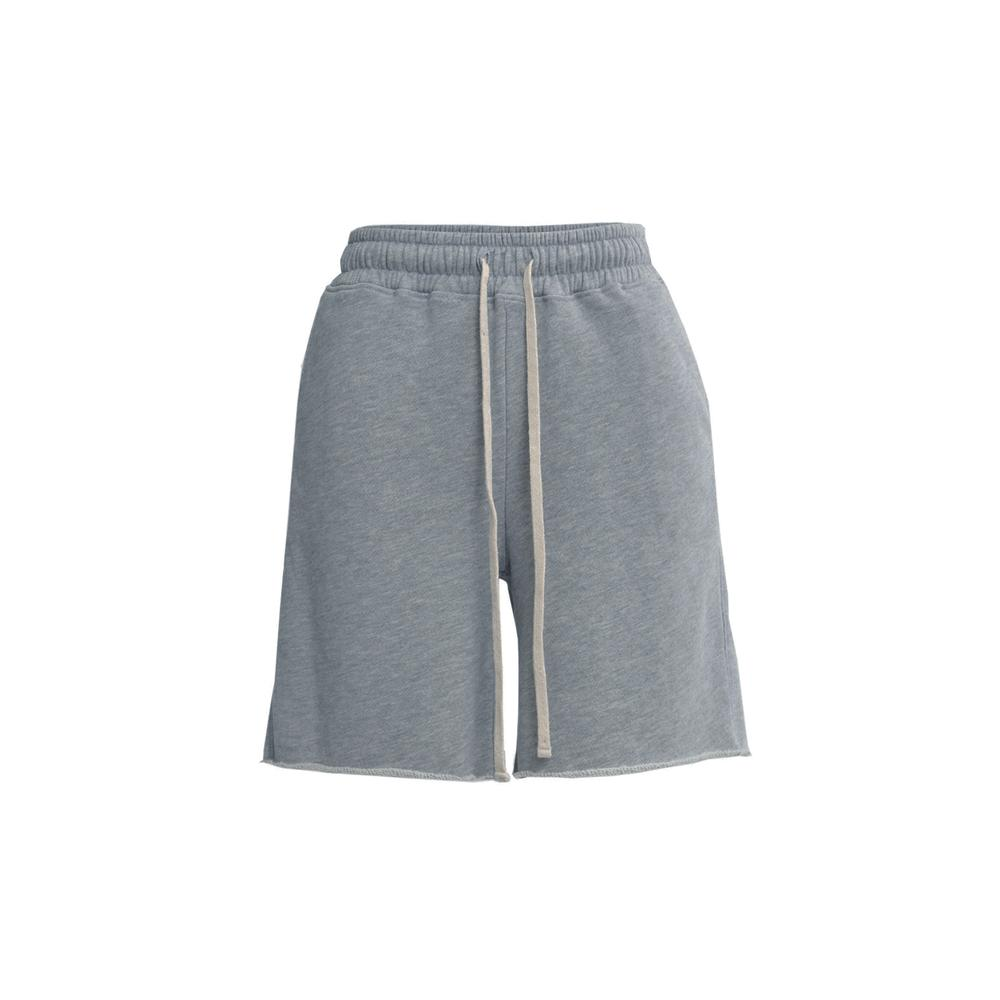 sweatC short in grey by Tropic of C, available on tropicofc.com for $138 Candice Swanepoel Shorts Exact Product
