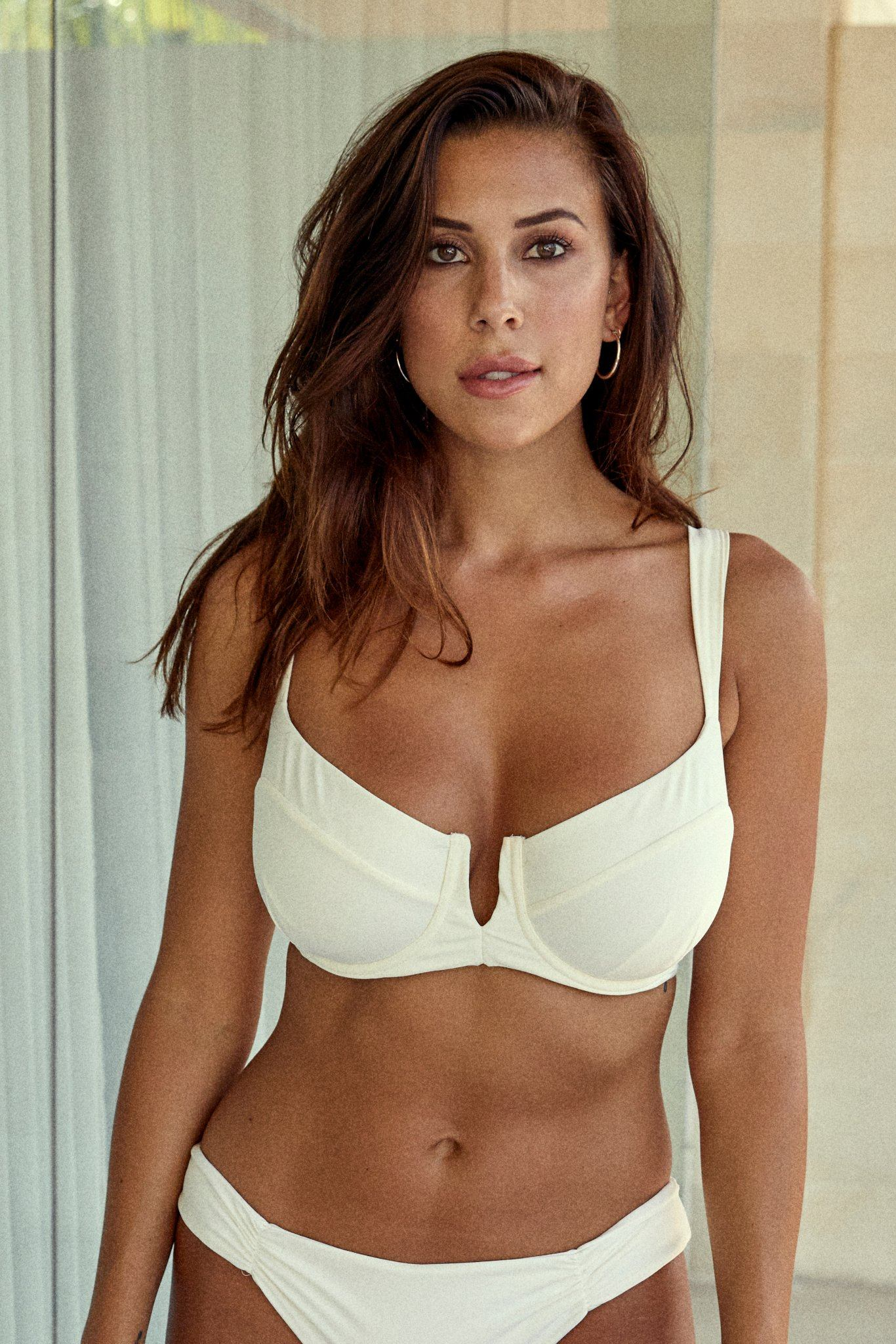 Clovelly Top by monday swimwear, available on mondayswimwear.com for $94 Devin Brugman Top Exact Product