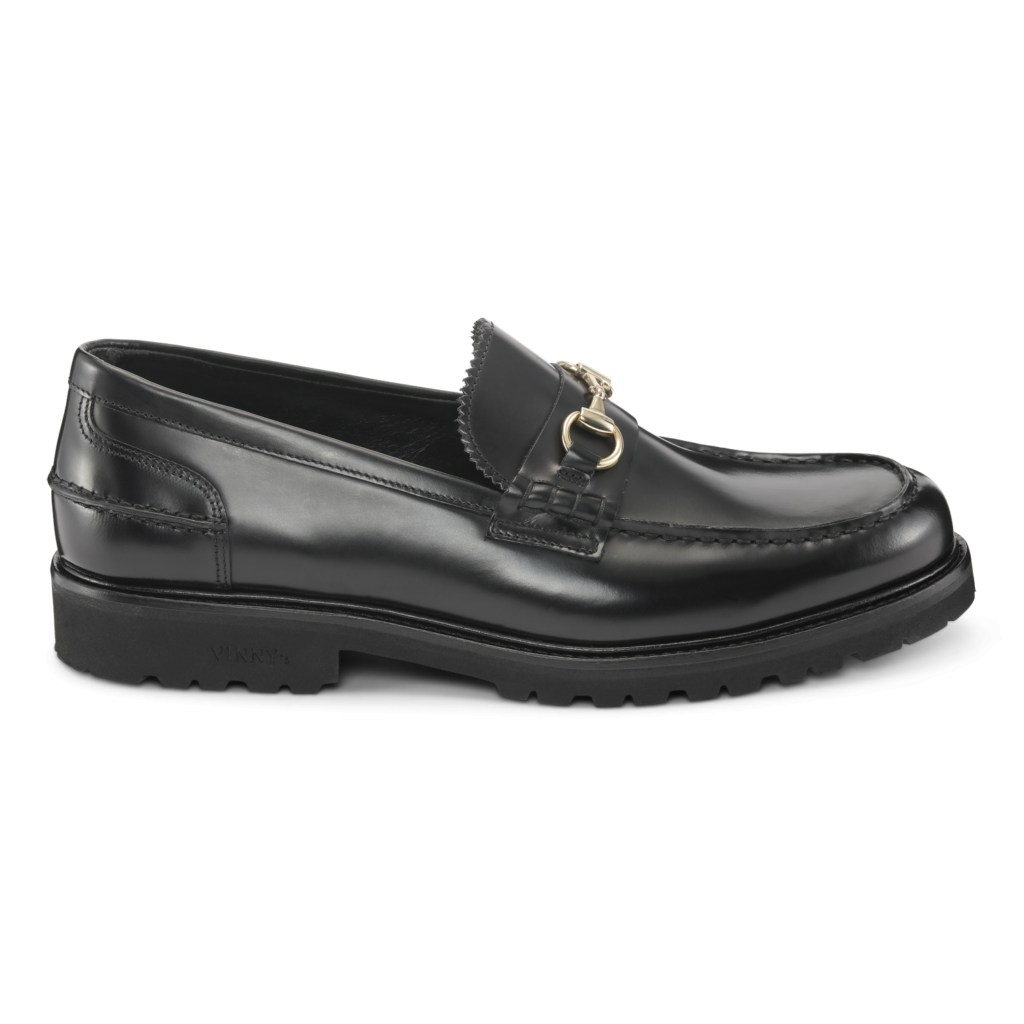 LE CLUB BLACK POLIDO by Vinny's, available on vinnysthebrand.com for DKK2.2 Elsa Hosk Shoes Exact Product