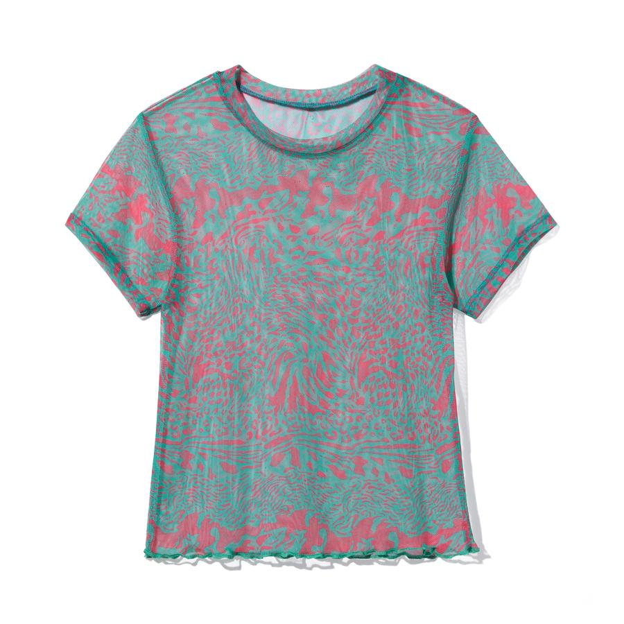 Bambi Baby Tee by inamorata, available on inamoratawoman.com for $69 Emily Ratajkowski Top Exact Product