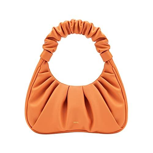 Gabbi Bag - Orange by Jw Pei, available on jwpei.com for $89 Emily Ratajkowski Bags Exact Product
