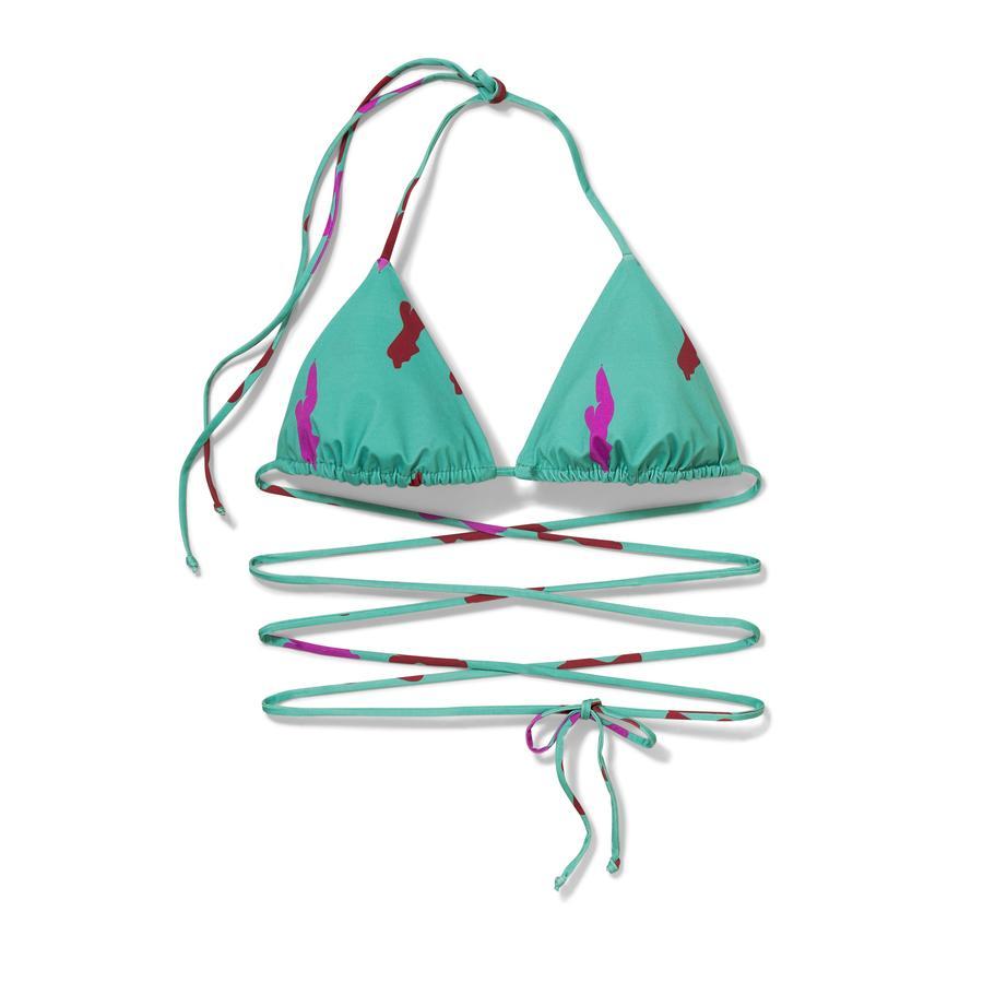 Las Olas Top by inamorata, available on inamoratawoman.com for $79 Emily Ratajkowski Top Exact Product