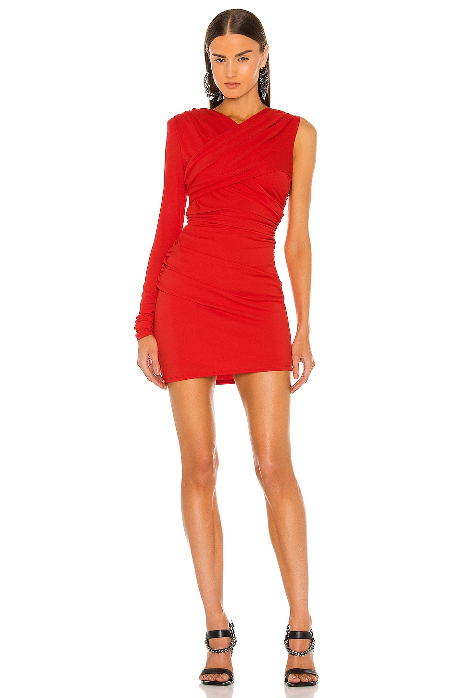 Siouxsie Mini Dress by dundas x revolve, available on revolve.com for $298 Emily Ratajkowski Dress Exact Product