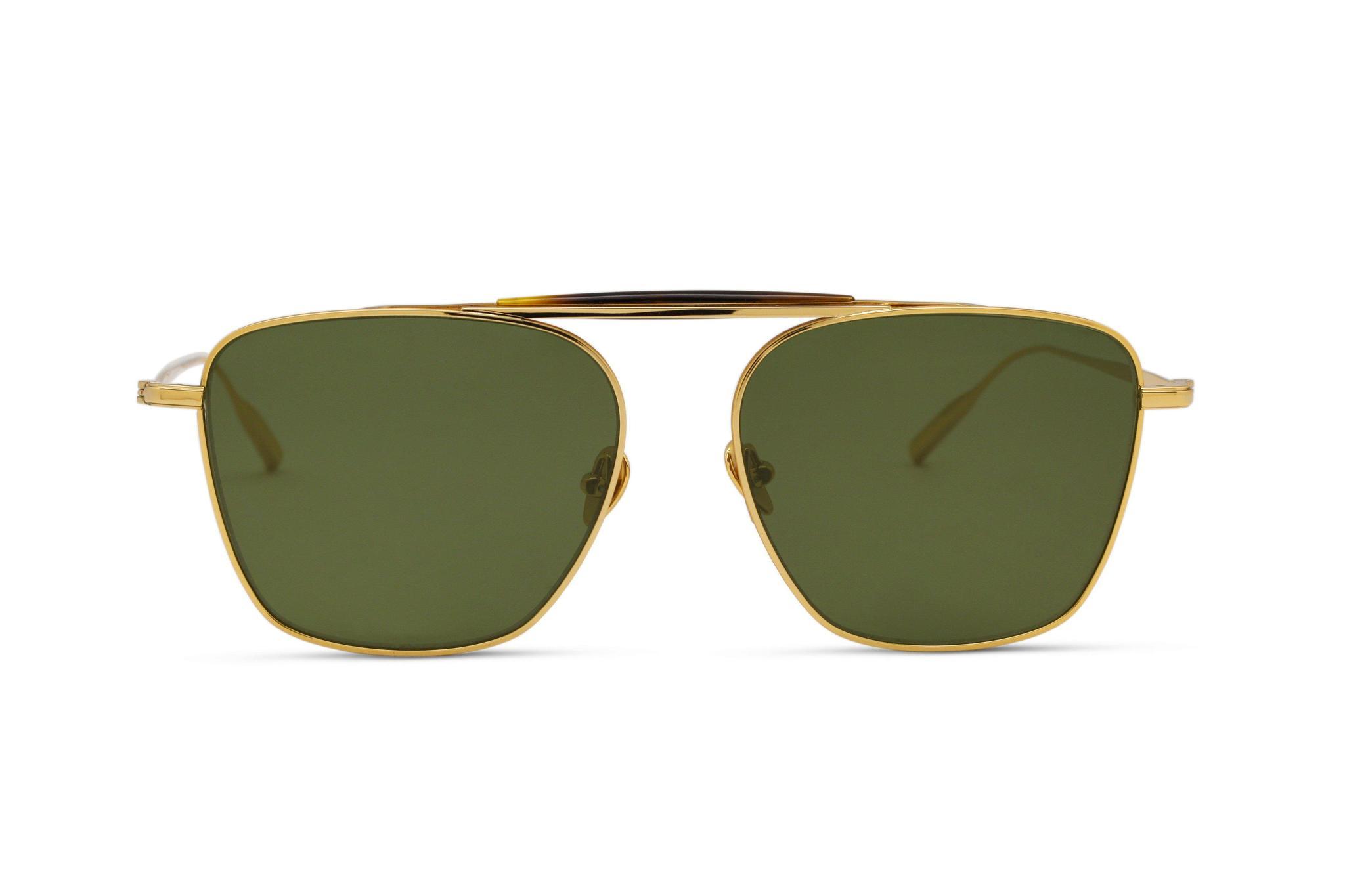 Benjamin Sunglasses by Amavii, available on amavii.com for $155 Gigi Hadid Sunglasses Exact Product