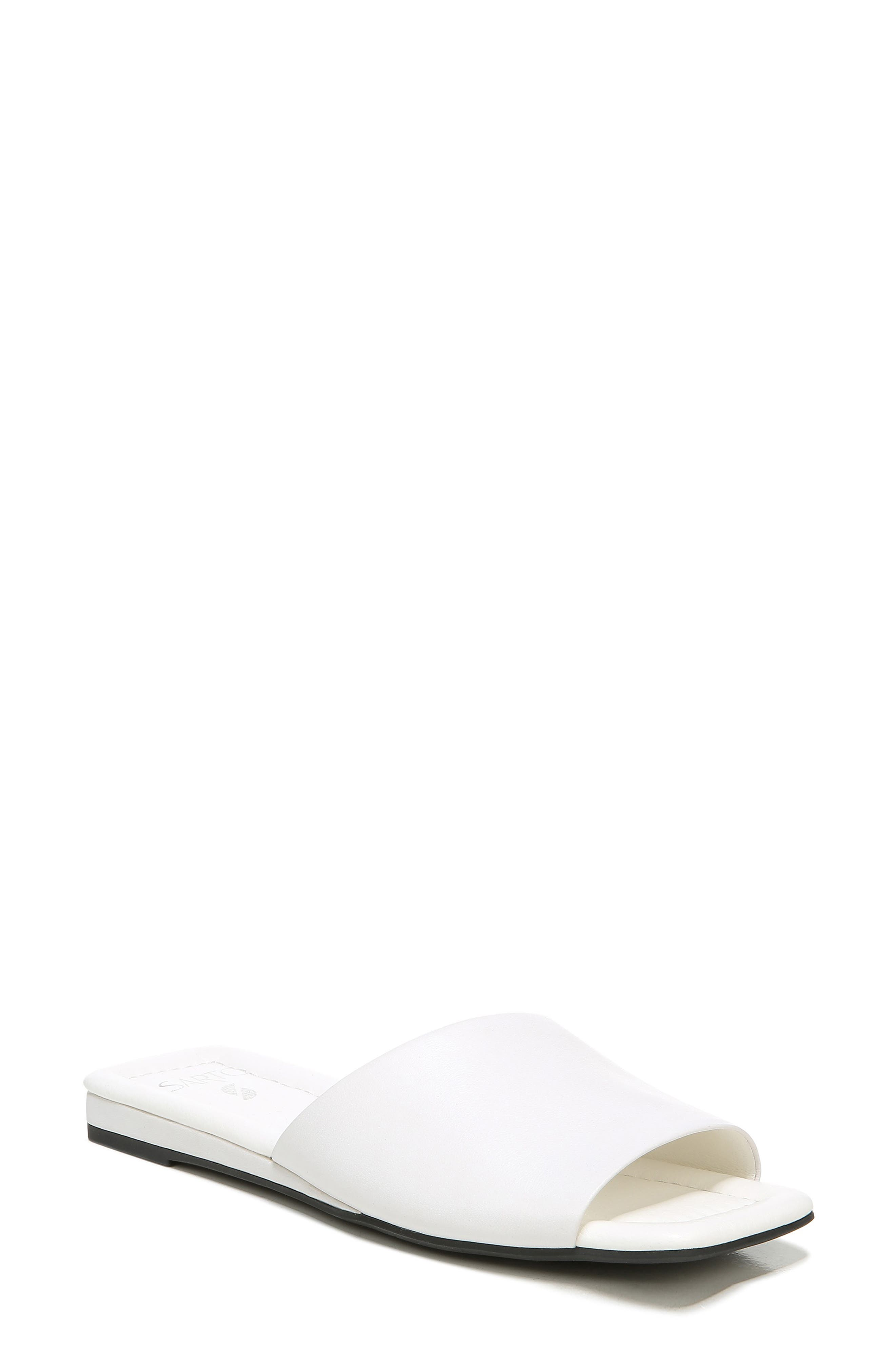 Bordo Slide Sandal by Nordstrom, available on nordstrom.com for $7008.64 Gigi Hadid Shoes Exact Product