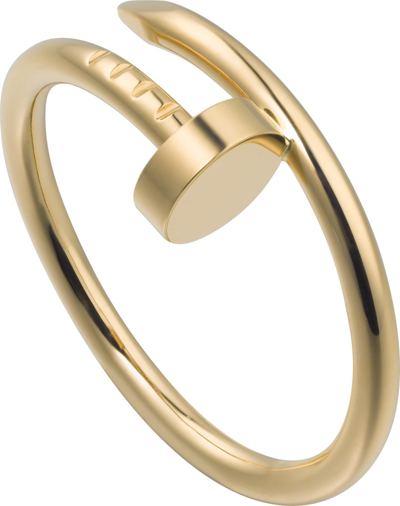 JUSTE UN CLOU RING by Cartier, available on cartier.com for $2360 Gigi Hadid Jewellery Exact Product