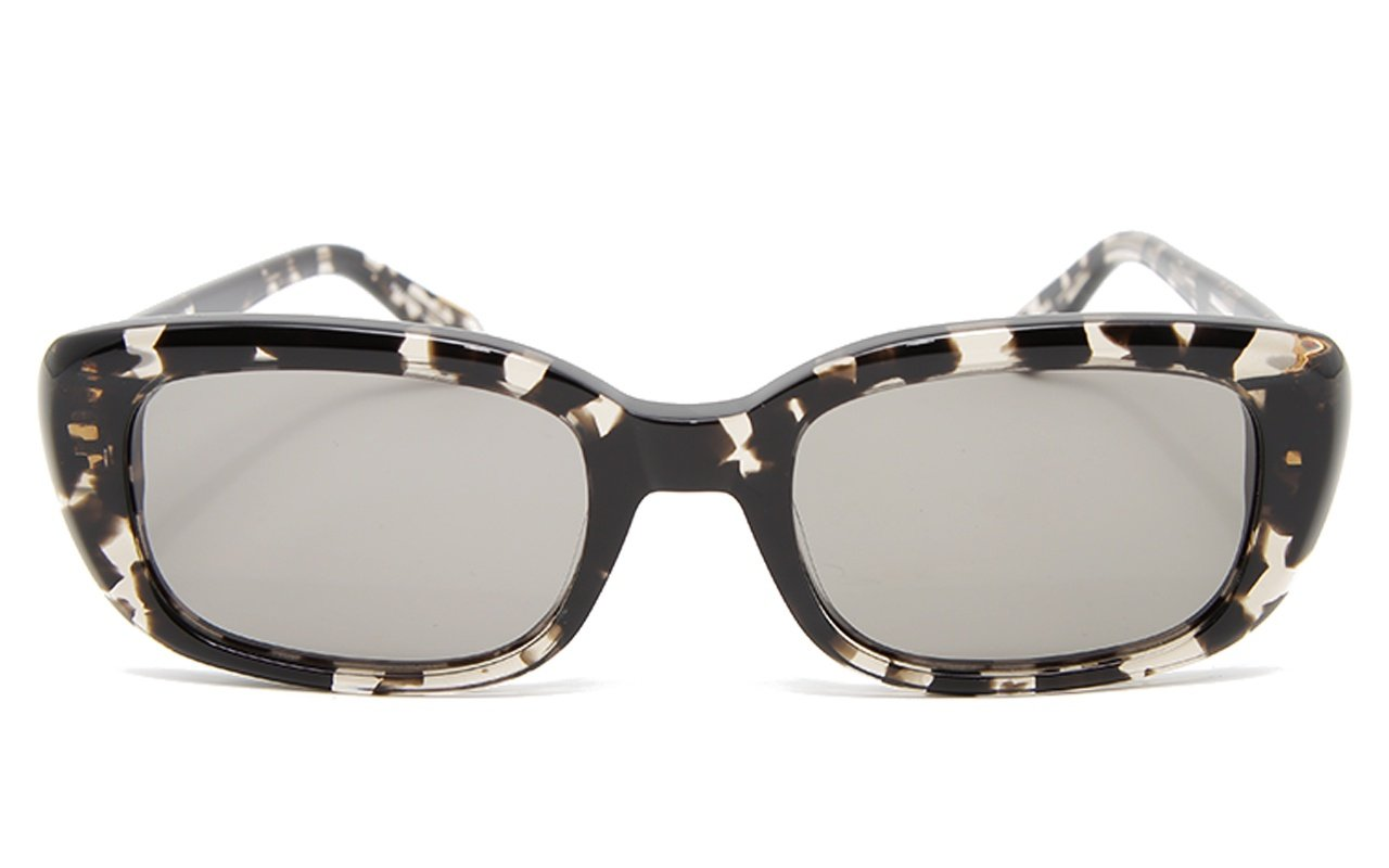 KREWE MILAN CHARCOAL by Krewe, available on hollyeyewear.com Gigi Hadid Sunglasses Exact Product