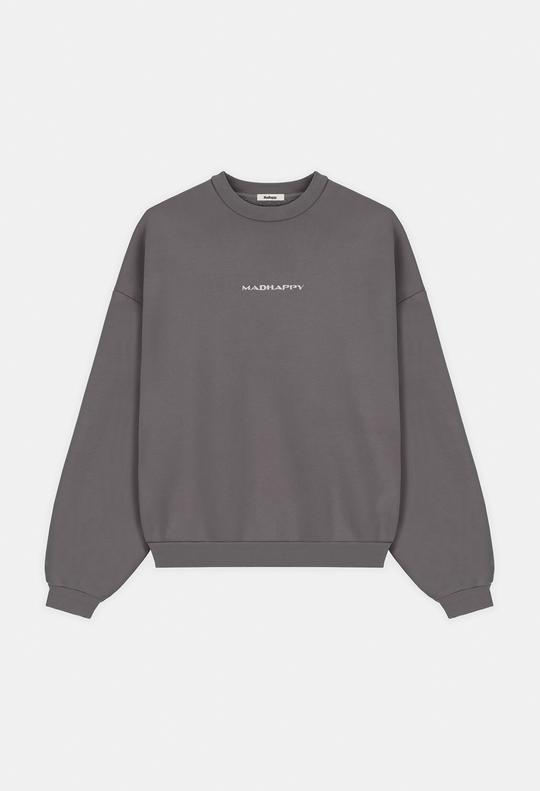 MADHAPPY ATHLETICS HERITAGE CREWNECK by MADHAPPY, available on madhappy.com for $165 Gigi Hadid Top Exact Product