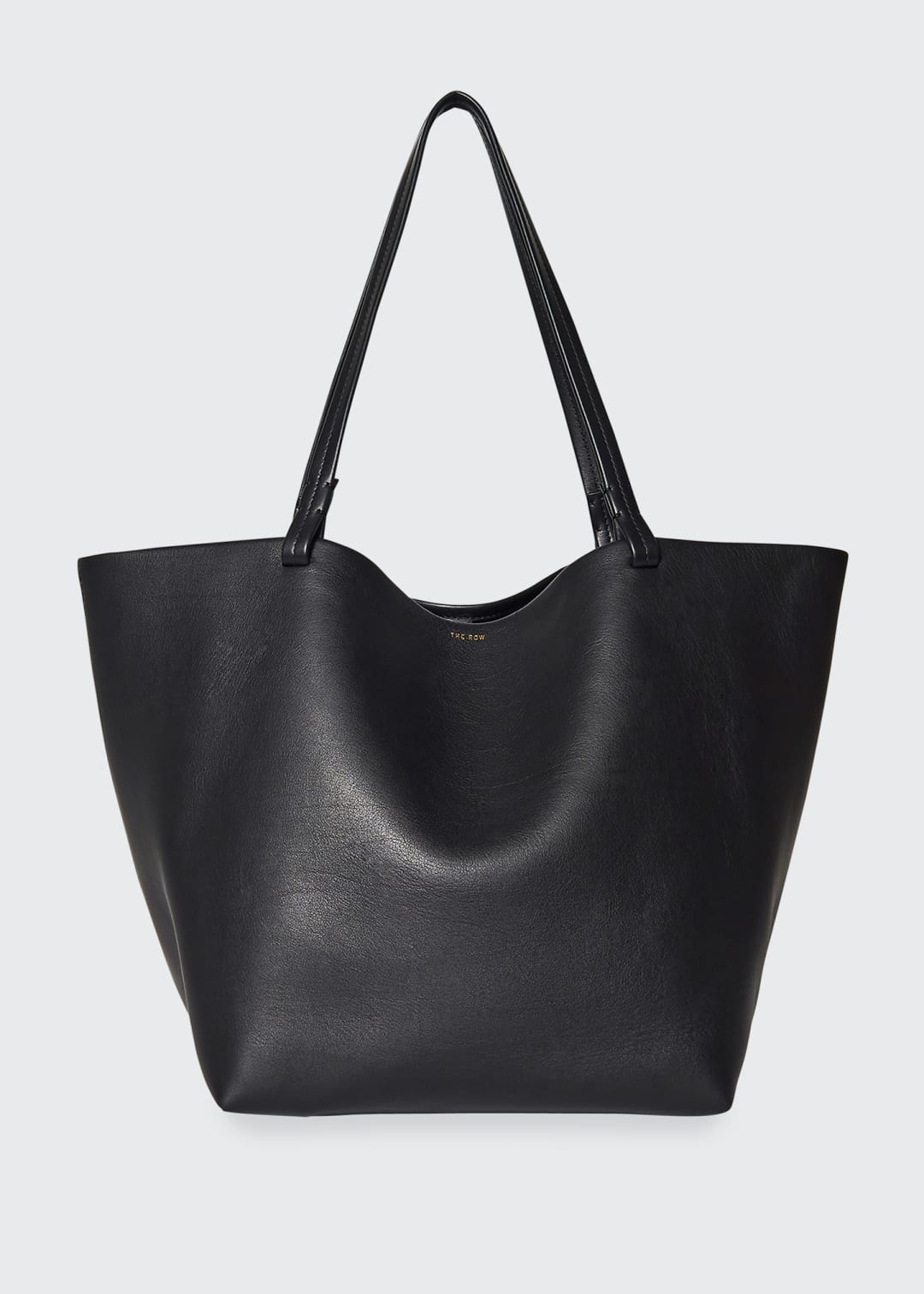Park Leather Tote Bag by The Row, available on bergdorfgoodman.com for $1790 Gigi Hadid Bags Exact Product