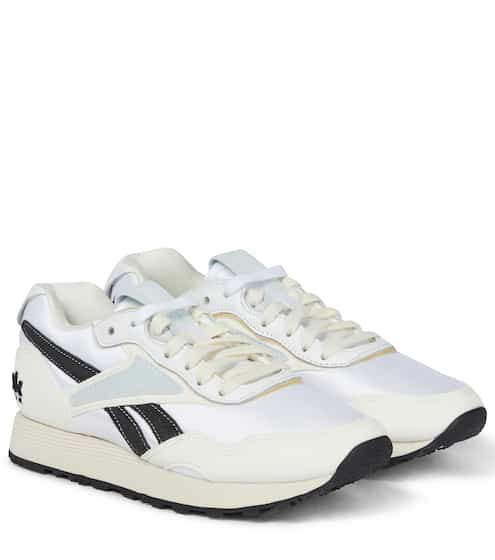 Rapide mesh sneakers by Reebok x Victoria Beckham, available on mytheresa.com for $140 Gigi Hadid Shoes SIMILAR PRODUCT