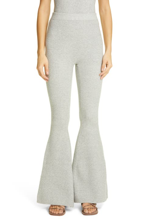 Tent Knit Pants by ISA BOULDER, available on nordstrom.com for $385 Gigi Hadid Pants Exact Product