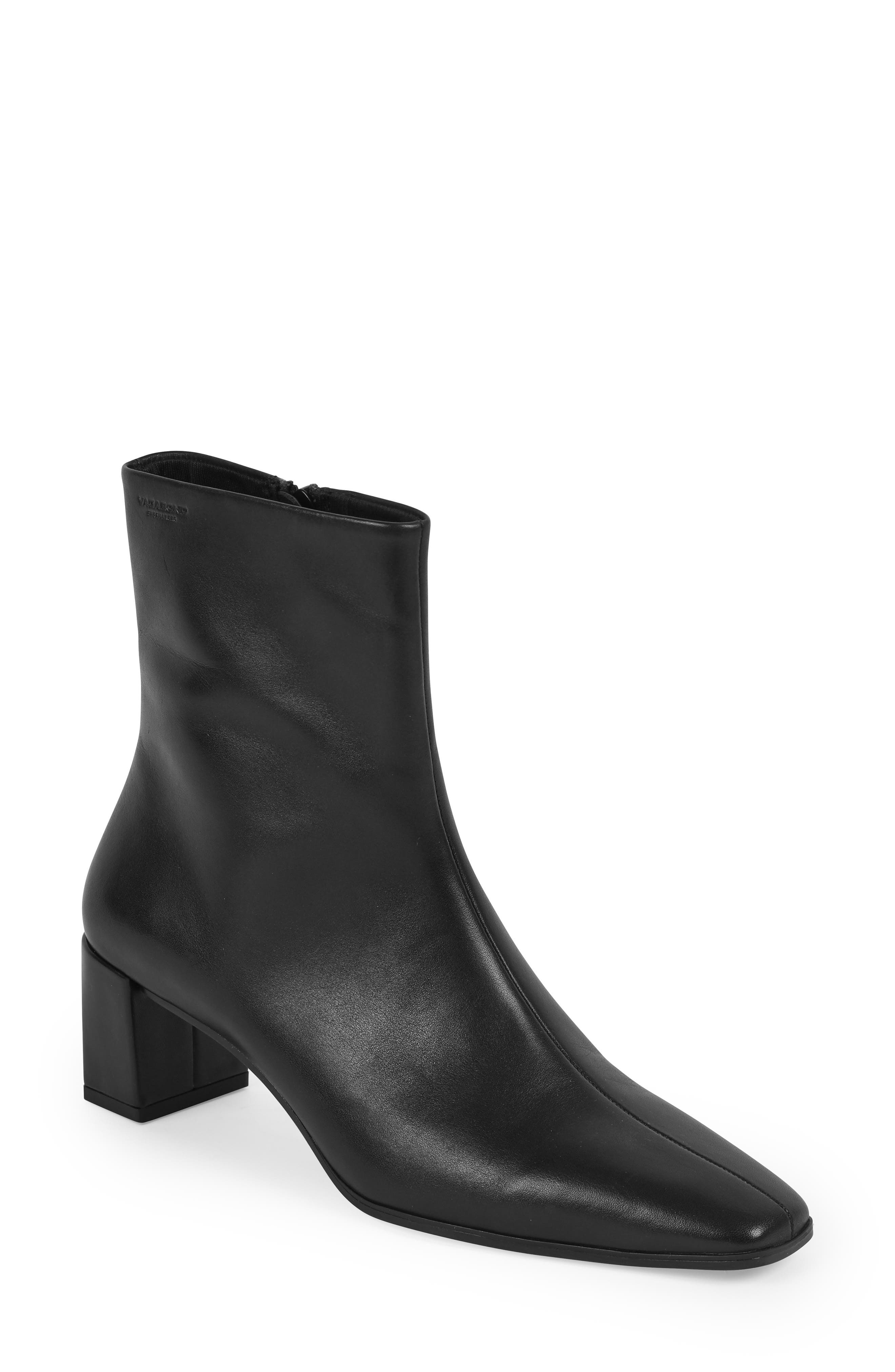 Tessa Square Toe Boot by Vagabond Shoemakers, available on nordstrom.com for $175 Gigi Hadid Shoes Exact Product