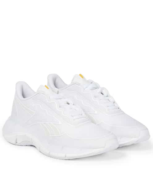 Zig Kenitica mesh sneakers by Reebok x Victoria Beckham, available on mytheresa.com for $219 Gigi Hadid Shoes SIMILAR PRODUCT