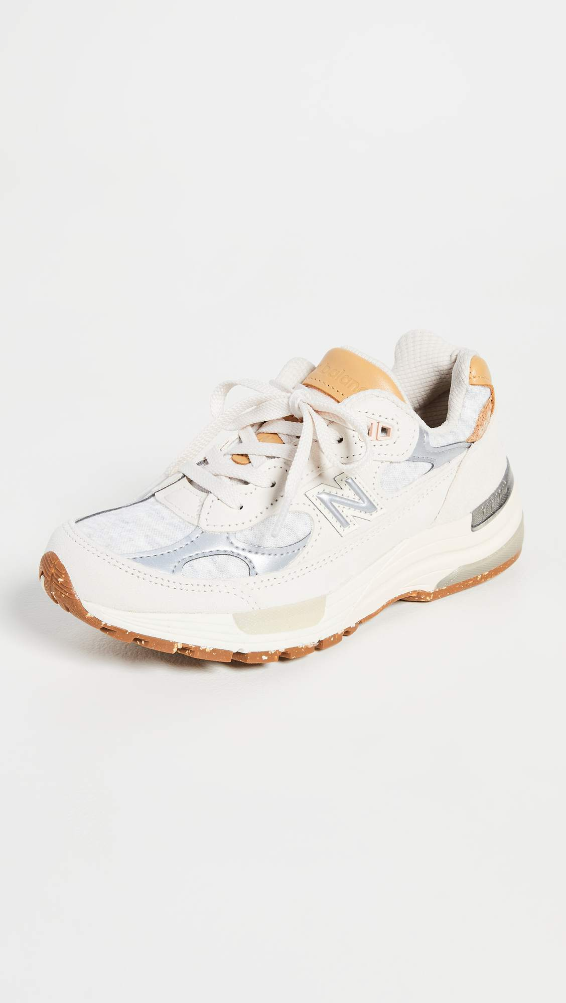 992 Sneakers by New Balance, available on shopbop.com for $200 Hailey Baldwin Shoes Exact Product