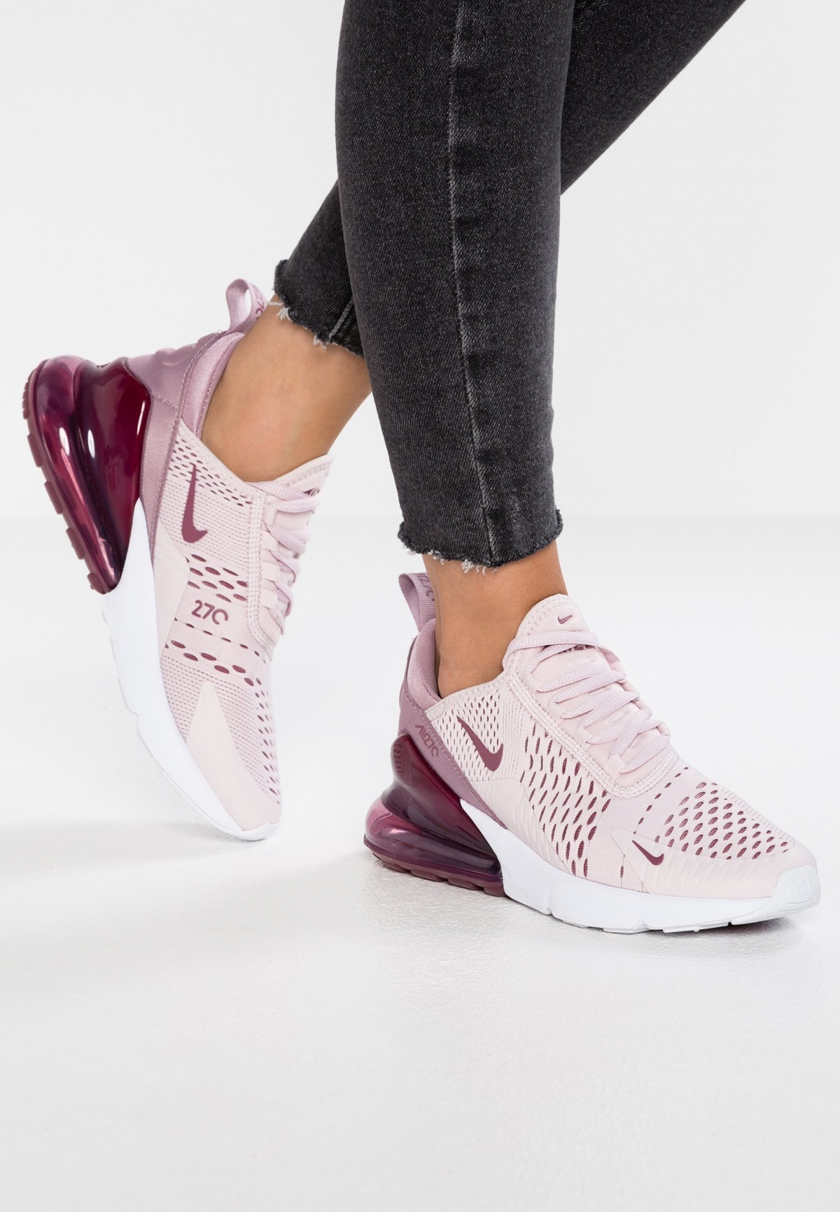 AIR MAX 270 - Trainers by Nike, available on zalando.co.uk for EUR129.99 Hailey Baldwin Shoes Exact Product